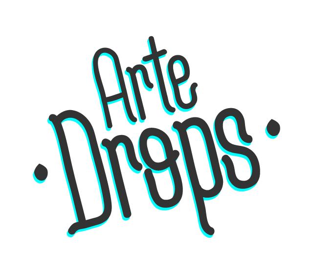 ArteDrops_LogoWhite